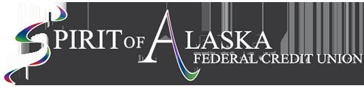 Spirit of Alaska   Federal Credit Union logo
