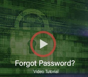 Forgot Password Video Tutorial